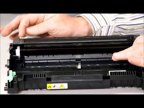 Brother MFC 7340 - How To Change Your Toner/Drum