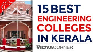 Top 15 Engineering Colleges in Kerala | Best Govt. & Private Colleges in Kerala