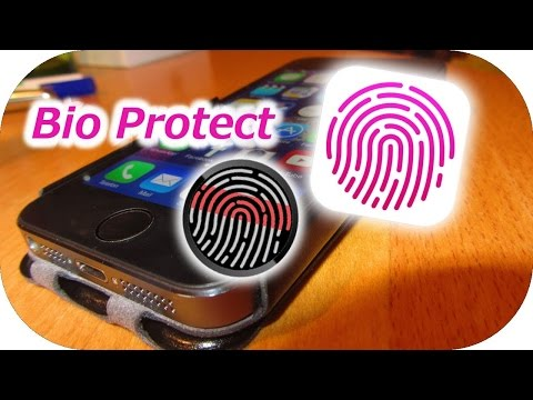 BioProtect-iOS8-PROTECT INDIVIDUAL APPS WITH TOUCH ID