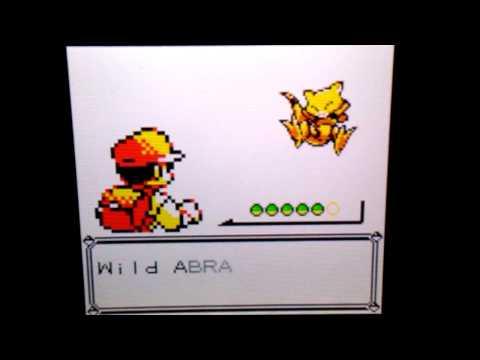 How to catch Abra easy | Tutorial [Pokemon Yellow]
