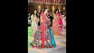 Aisha & Hamza's Mehndi Dance Performances - Pakistani Wedding