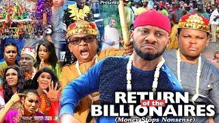RETURN OF THE BILLIONAIRES SEASON  12 -YUL EDOCHIE AKI & PAWPAW 2020 LATEST NIGERIAN NOLLYWOOD MOVIE