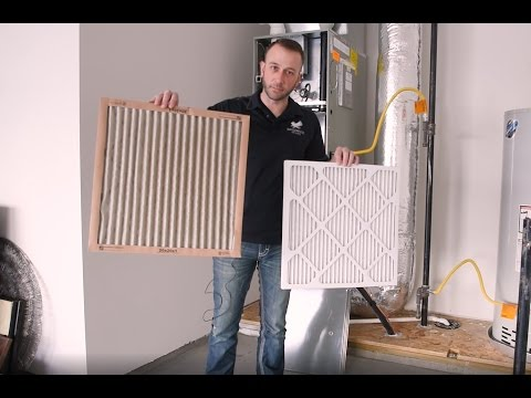 Eaglewood Toolbox: How to Change your Trane Furnace Filter