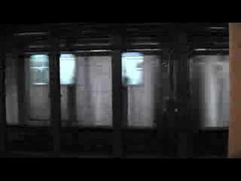 Subway at Penn Station, New York