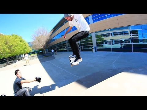 LANCE ROAD TO SPONSORSHIP IS FINALLY BACK! | 2 BLOCK OLLIE EP 5