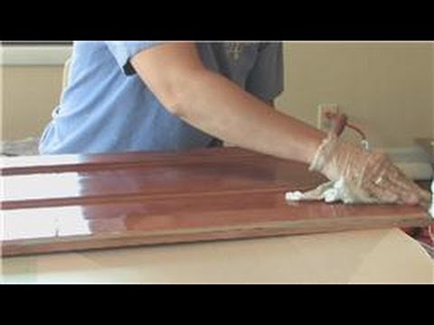 Interior Painting Ideas : How to Remove Paint From Doors