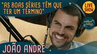 João André - Actor - Maluco Beleza LIVESHOW