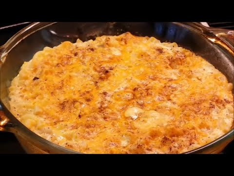 How to Make Macaroni & Cheese: Creamy Southern Style