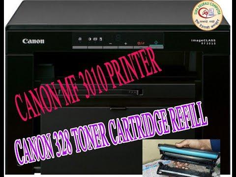 Canon ImageClass MF3010 Printer  || Refill cartridge CE285A ||