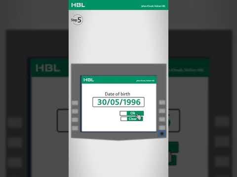 HBL Debit Cards