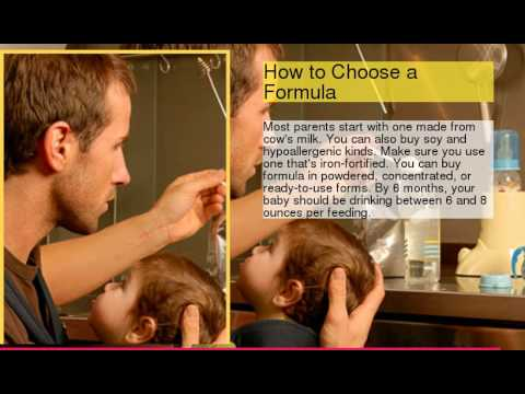 Get the Facts About Bottle Feeding