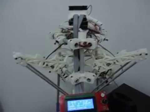 Reprap Impressora 3d Delta NL