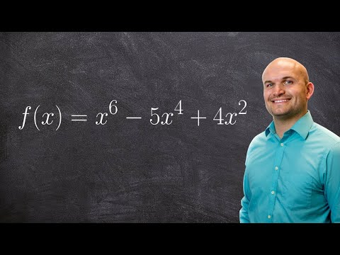 How do we find multiplicity and use it to graph a polynomial