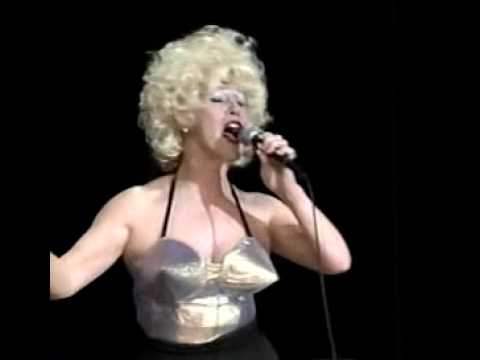 Queen of Karaoke - Like a Virgin Madonna - Barbara Ann - Costume - TV- Glamore Prod