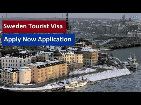 Applying for a Tourist visa to Sweden