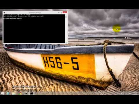 How to find MAC Address in Windows 8/8.1