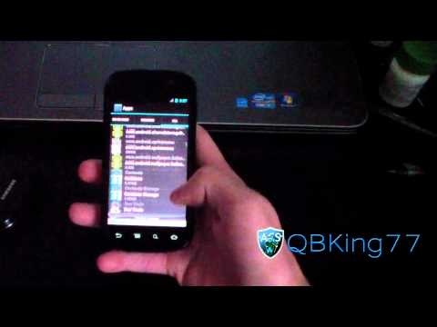 How to Disable the Google Search Bar in Android 4.0 ICS