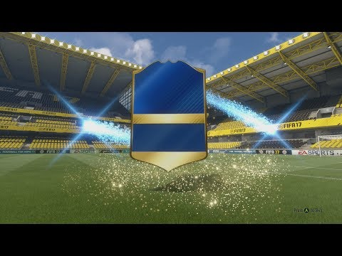FIFA 17 Ultimate Team - TOTS Pack Opening