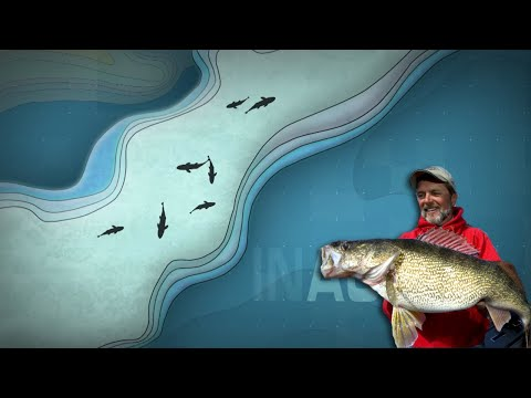 Key Locations and Strategies for Early Spring Walleyes