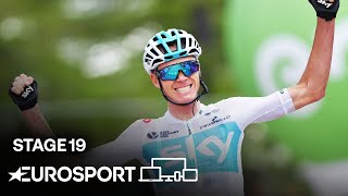 Chris Froome: The Greatest Comeback In Cycling History? | Giro d