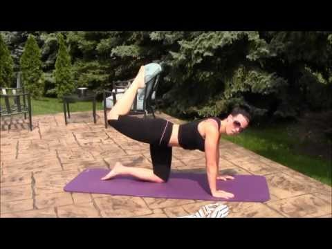 BUTT, THIGHS AND LEGS WORKOUT ROUTINE, LOSE WEIGHT AND TIGHTEN YOUR LOWER BODY FAST!