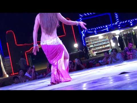 Awesome and Outstanding Belly Dance in Desert Safari