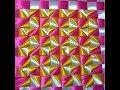 Ribbon Cushion Cover Embroidery(COJINES EN CINTAS )-Tutorial -1