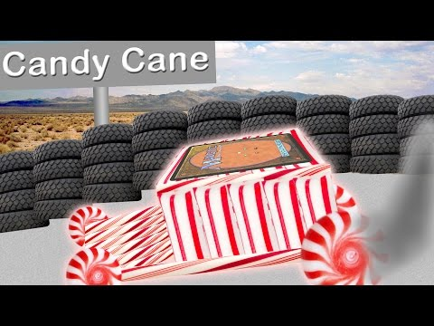 Insane Turn 4 Standard MTG Deck - Candy Cane Raceway