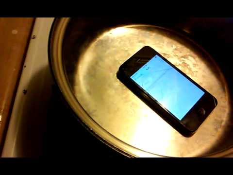How to fix the iPhone 4s wifi block