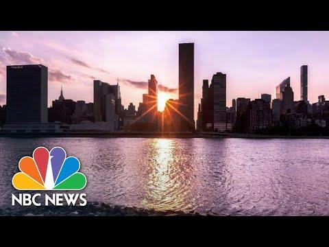 Manhattanhenge 2018: Best Places To Watch This Rare Celestial Event | NBC News