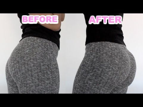 HOW TO GET A BIGGER BUTT INSTANTLY | BOOTY HACKS EVERY GIRL SHOULD KNOW