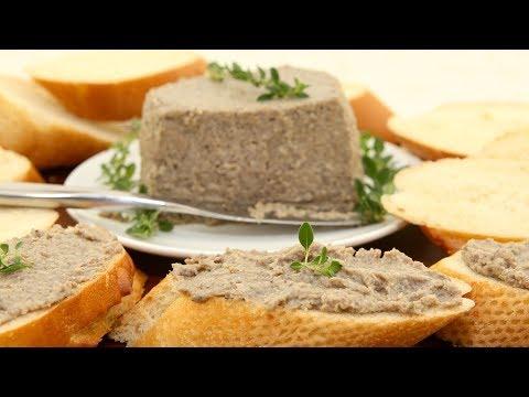 Vegetarian Pate / Faux Gras / Vegan Foie Gras (Pate Chay)