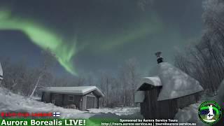 Aurora Borealis Live Stream Dec 5th Part II