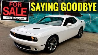 I'm 100% SELLING my Dodge Challenger RT!