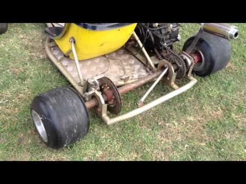 125cc Go kart Motorbike engine Custom built