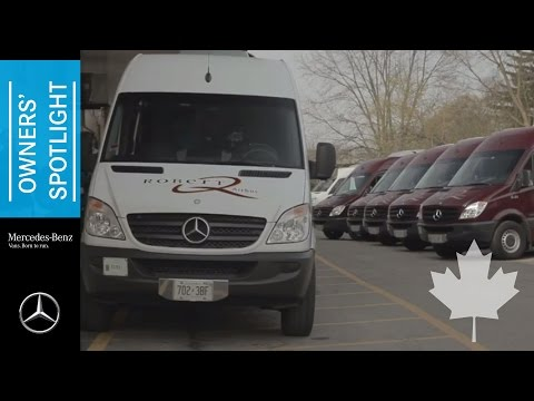 Robert Q Airbus: With the Sprinter, even our customers' trips to the airport are a pleasure