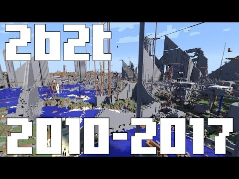 RETURN TO THE OLDEST SERVER IN MINECRAFT (2b2t.org)
