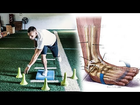 3 Progressions to Strengthening Ankles