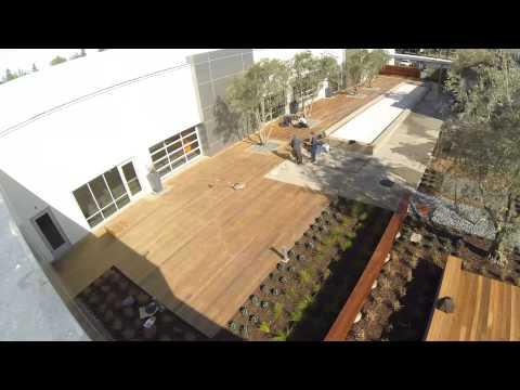 Commercial IPE deck maintenance by CalPreserving.com