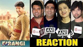 Bollywood Celebs Reaction On Kapil Sharma