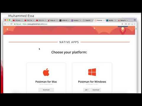 2  Ruby on Rails API JWT CRUD