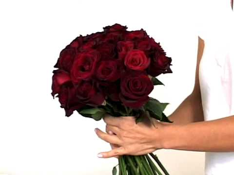 Create Fresh Roses Bouquet, Bridal Bouquets, Bridesmaid Flowers | GlobalRose