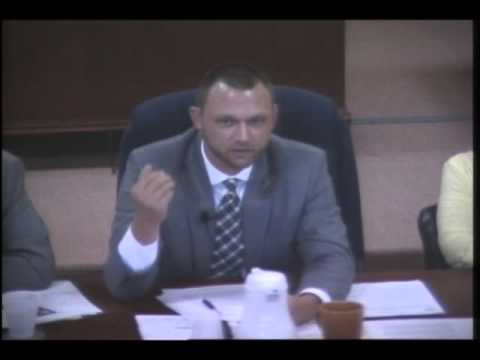 August 13, 2013 | Mayor & Council Meeting: Work Session