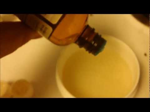 Making Natural Hair Gel