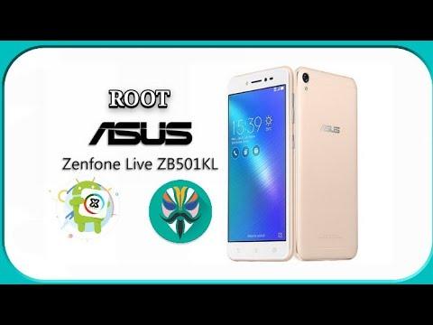 Root ASUS zenfone live A007