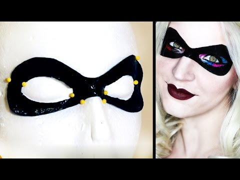 DIY Latex Mask | Super Hero or Villain | 31 Days of Halloween