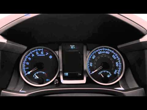 Toyota Rav4 Resetting Tire Pressure Indicator  - Toyota Tire