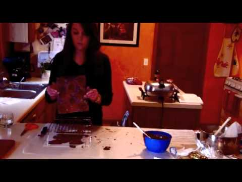 How to Make Chocolate Buttercream Truffles
