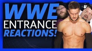 Universe Reacts to Wrestling Entrances!