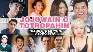 JOJOWAIN O TOTROPAHIN feat. Daddy Ogie Diaz & Mommy Sowl